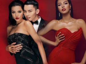 Thời trang - Khả Trang, Mạnh Khang tình tứ trong ngày lễ tình nhân