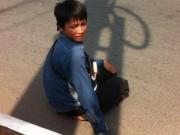 Tin tức trong ngày - Gặp lại cậu bé vé số tật nguyền từng bị cướp giật