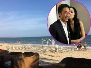 Phim - Facebook sao 14/2: Quốc Cường đăng ảnh hôn lễ khiến fan tò mò
