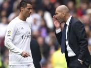 Bóng đá - Real: Triết lý Zidane soi sáng Ronaldo