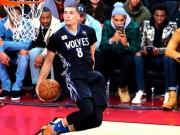 Thể thao - Kinh điển cuộc thi úp rổ NBA 2016