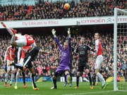 Bóng đá - Chi tiết Arsenal - Leicester: Vỡ tim Emirates (KT)