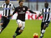 Bóng đá - Milan - Genoa: Nhẹ nhàng xóa dớp