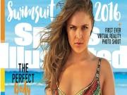 Ronda Rousey quyến rũ trên bìa tạp chí nội y