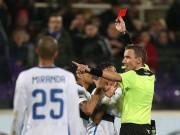 Bóng đá - Fiorentina - Inter Milan: Bạo lực lên ngôi