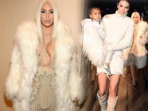Thời trang - Váy hot nhất tuần: 'Cây' nude gợi cảm của nhà cô Kim