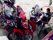 An ninh Xã hội - Xin đểu, trộm xe máy nở rộ ở Sài Gòn vào ngày Tết