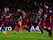 """Bóng đá - Tiêu điểm V24 Liga: Messi """"chơi xỏ"""" Ronaldo"""
