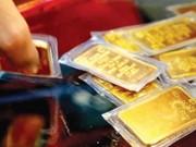 Tài chính - Bất động sản - Sát ngày Vía Thần Tài, vàng giảm gần triệu đồng