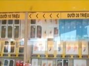 Video An ninh - Thiếu tiền đưa bạn gái đi chơi, trộm 90 chiếc iPhone
