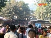 """Video An ninh - Bắt 16 """"cò mồi"""" tại lễ hội chùa Hương"""