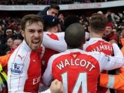 Bóng đá - Góc chiến thuật: Khí phách Arsenal