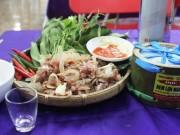 Ẩm thực - Tuyệt ngon nem lợn mán Bến En xứ Thanh