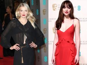 Thời trang - Thiên thần nội y khoe vòng 1 tinh tế tại thảm đỏ BAFTA