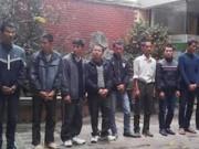 """An ninh Xã hội - Xử lý 18 """"cò mồi"""" lễ hội chùa Hương"""