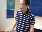 Video An ninh - Phát hiện du khách TQ mang súng ngắn lên máy bay