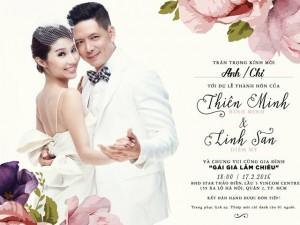 Phim - Sao Việt hào hứng với 'đám cưới' Bình Minh - Diễm My 9X