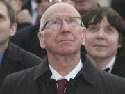 Bóng đá - Tin HOT tối 15/2: Sir Bobby Charlton được đặt tên khán đài