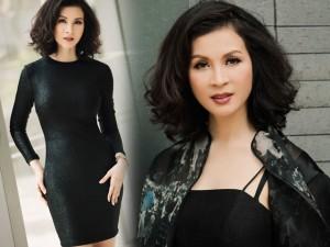Thời trang - MC Thanh Mai khoe thân hình chuẩn của cựu vũ công