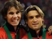 Thể thao - Mặc virus gây teo não, Nadal vẫn dự Olympic