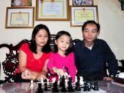 Các môn thể thao khác - Cẩm Hiền - Cô bé ngủ mơ cũng... chơi cờ