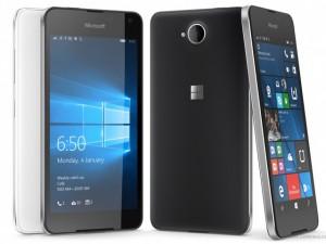 Ra mắt Microsoft Lumia 650 vỏ nhôm, giá 4,5 triệu đồng