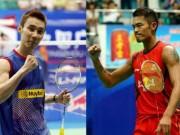 """Thể thao - Lin Dan - Lee Chong Wei: """"Messi-CR7"""" làng cầu lông (P1)"""