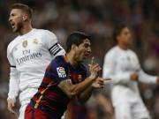 """Bóng đá - Real lần 2 không cho Barca """"ăn cúp"""" tại Bernabeu"""
