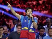 Thể thao - Võ sĩ Pacquiao phát ngôn gây sốc về đồng tính