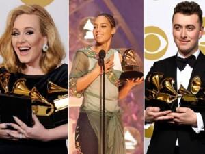 5 ca khúc thắng giải Grammy ấn tượng nhất