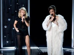 Ca khúc nhạc phim 18+ ngọt ngào trên sân khấu Grammy