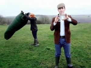 Thế giới - Doanh nhân Anh vớ bẫm nhờ bán không khí đóng chai ở TQ