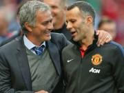 """Bóng đá - Giggs """"tuyên chiến"""" Mourinho, không chịu làm kép phụ"""