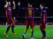 Sự kiện - Bình luận - Sporting Gijon – Barca: Cắt đuôi & nối dài kỉ lục