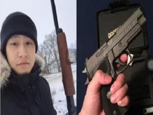 Bạn trẻ - Cuộc sống - Du học sinh bị đuổi học vì dọa bắn giáo viên trên mạng
