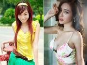 Bạn trẻ - Cuộc sống - Hành trình thay đổi nhan sắc của Elly Trần