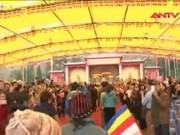 Video An ninh - Từng bừng lễ khai hội xuân Yên Tử 2016