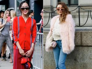 Túi - bóp -Thắt lưng - Tín đồ thế giới mặc sành điệu đi xem thời trang