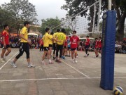 Thể thao - Bóng chuyền đỉnh cao hội làng: Hấp dẫn không ngờ