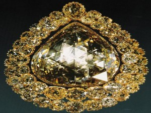 """Thế giới - Viên kim cương """"niềm tự hào nước Thổ"""" giá 3 cái thìa"""