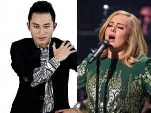 Tùng Dương quá thất vọng vì Adele hát phô