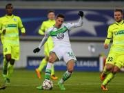 Cup C1 - Champions League - KAA Gent - Wolfsburg: Hấp dẫn 5 bàn thắng