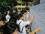 Giáo dục - du học - Thí sinh hưởng lợi gì trong kỳ thi THPT quốc gia 2016?