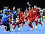 Bóng đá - Kỳ tích Futsal VN: Từ trận thắng Brazil tới vé dự World Cup