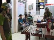 Video An ninh - Cảnh sát 113 nổ súng ngăn chặn vụ giang hồ hỗn chiến
