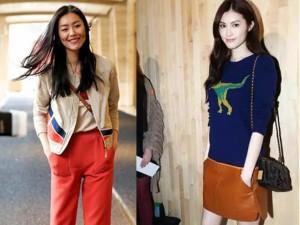 Thời trang - 'Thiên thần nội y' châu Á cá tính ở tuần thời trang