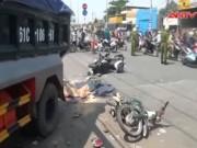 """Video An ninh - Nguyên nhân """"xe điên"""" đâm hàng loạt người giữa chợ"""