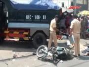 """Video An ninh - Hiện trường vụ """"xe điên"""" đâm hàng loạt người giữa chợ"""
