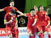 """Tin bên lề bóng đá - Futsal Việt Nam dùng """"chiến thuật Táo quân"""" thắng Nhật"""