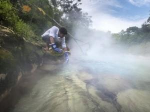 """Thế giới - """"Sông nước sôi"""" kì bí ở Brazil"""